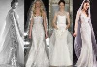 Самые лучшие свадебные платья 2017