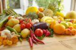 Продукция для вегетарианцев