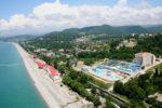 Где отдохнуть с ребенком на Черном море в Сочи?