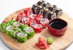 Продажа и доставка суши поштучно в Челябинске