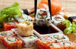 Доставка суши и роллов на дом