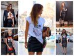 Стильные женские футболки с принтами