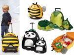 Как выбрать детский чемодан на колесах?