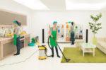 Плюсы уборки квартиры от клининговой компании