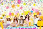 Как организовать день рождения ребенка?